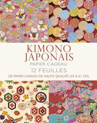 KIMONO JAPONAIS - PAPIER CADEAU