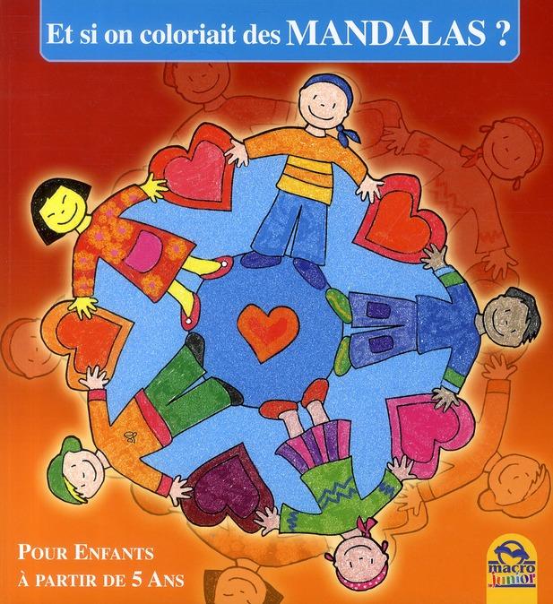 ET SI ON COLORIAIT DES MANDALAS ?