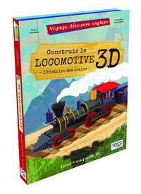CONSTRUIS LA LOCOMOTIVE 3D