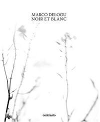 DELOGU NOIR ET BLANC /ANGLAIS