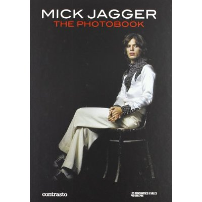 MICK JAGGER PHOTOBOOK