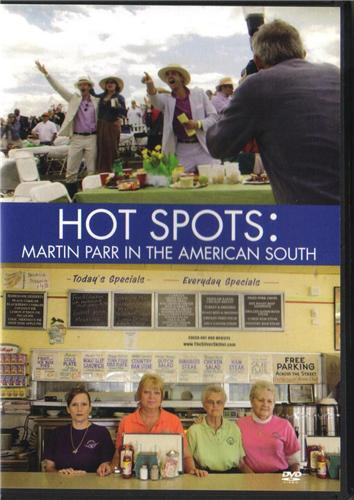 HOT SPOTS: MARTIN PARR IN THE AMERICAN SOUTH /ANGLAIS
