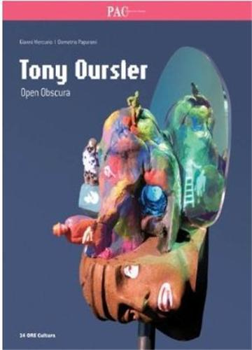 TONY OURSLER OPEN OBSCURA /ANGLAIS