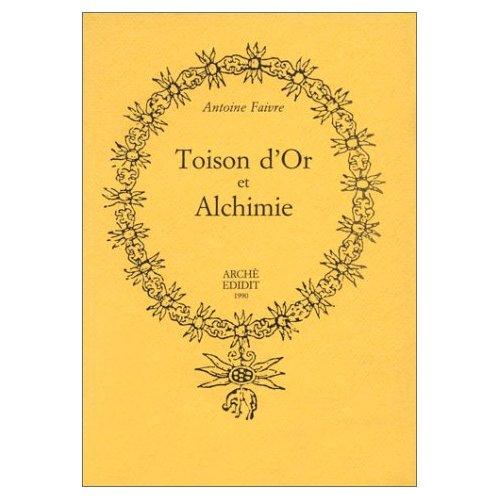 TOISON D'OR ET ALCHIMIE