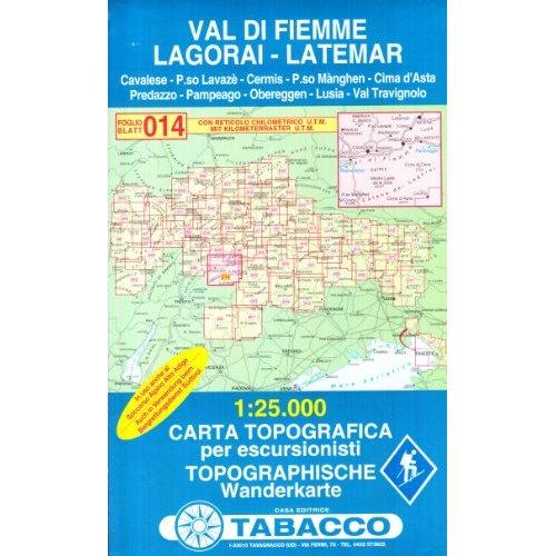 VAL DI FIEMME/LEGORAI/LATEMAR 014