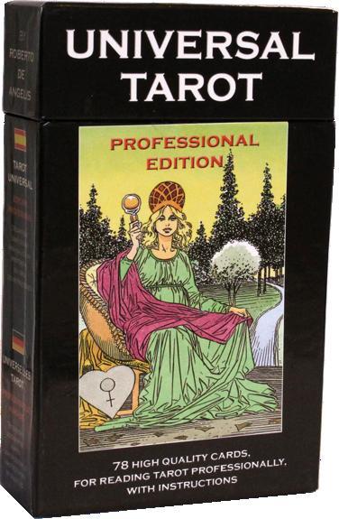 TAROT UNIVERSEL PROFESSIONNEL