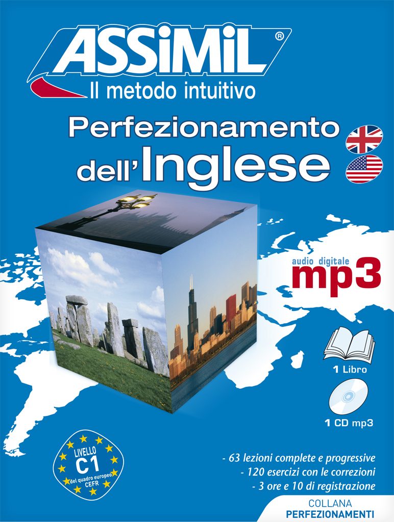 PACK MP3 PERF. INGLESE