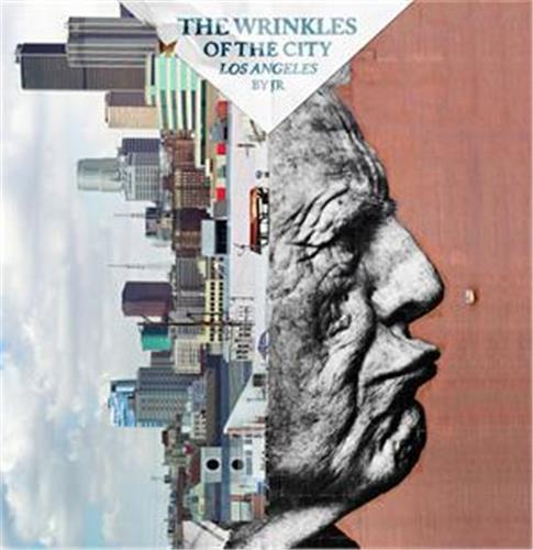 JR THE WRINKLES OF THE CITY LOS ANGELES /ANGLAIS/ESPAGNOL