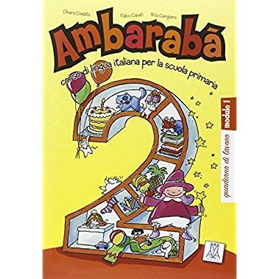 AMBARABA 2 (QUADERNO DI LAVORO)