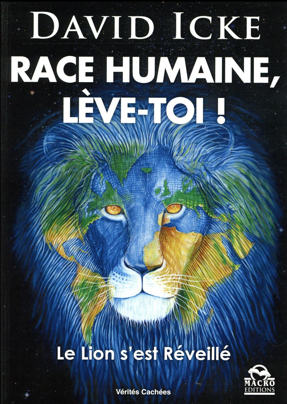 RACE HUMAINE  LEVE-TOI - LE LION S EST REVEILLE