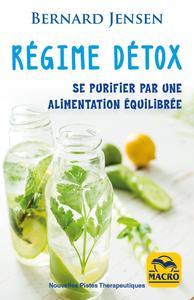 REGIME DETOX - SE PURIFIER PAR UNE ALIMENTATION EQUILIBREE