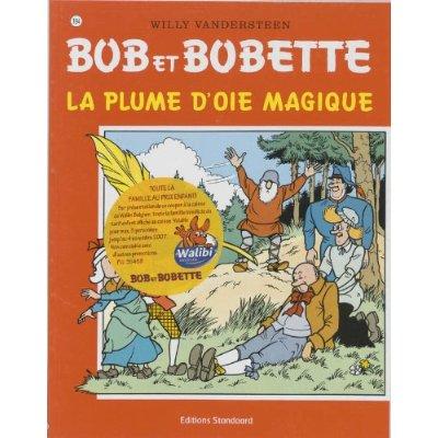 BB194 LA PLUME D'OIE MAGIQUE