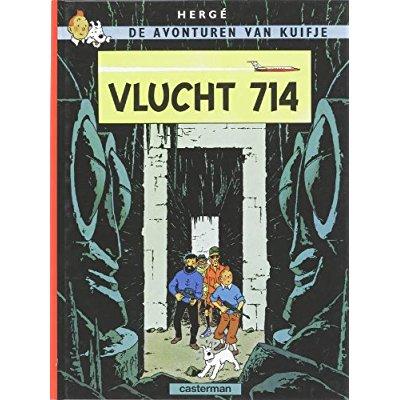 KUIFJE VLUCHT 714 (GEB.HC)