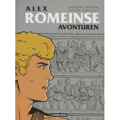 ALEX ROMEINSE  AVONTUREN