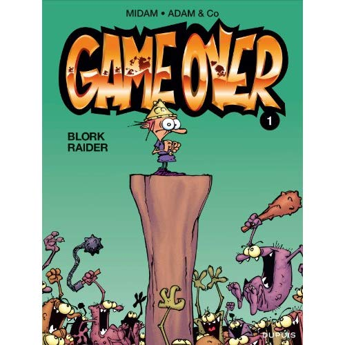 GAME OVER T1 BLORK RAIDER