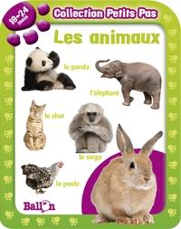 PETITS PAS LES ANIMAUX 18-24 MOIS