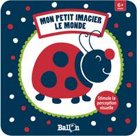MON PETIT IMAGIER LE MONDE