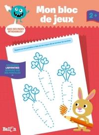 MON BLOC DE JEUX - DES 2 ANS