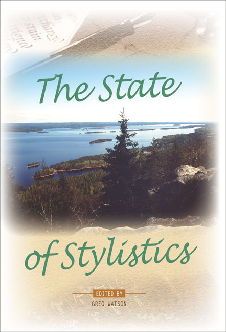 THE STATE OF STYLISTICS.