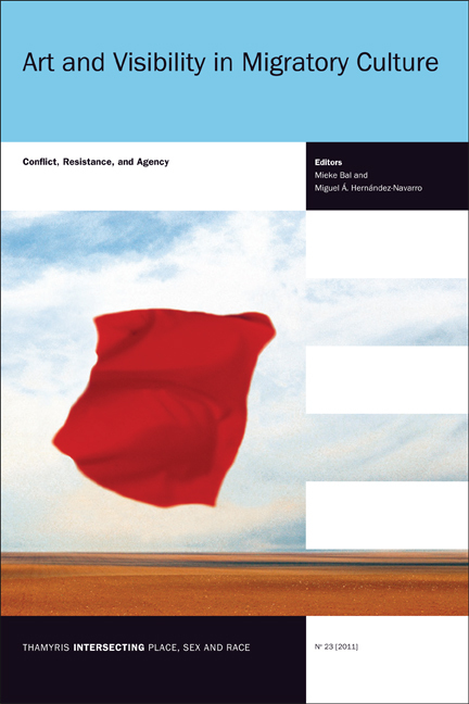 ART AND VISIBILITY IN MIGRATORY CULTURE. CONFLICT, RESISTANCE, AND AGENCY