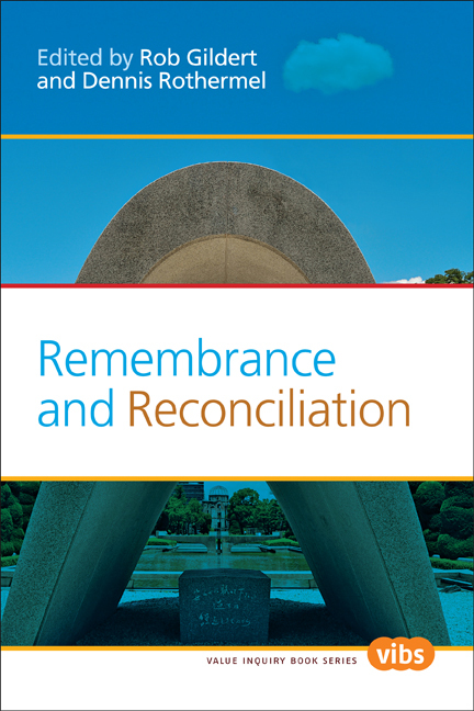 REMEMBRANCE AND RECONCILIATION