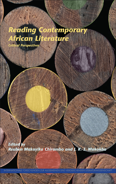 READING CONTEMPORARY AFRICAN LITERATURE. CRITICAL PERSPECTIVES