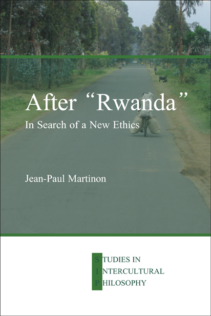 AFTER  RWANDA . IN SEARCH OF A NEW ETHICS