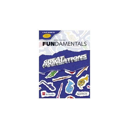 FUNDAMENTALS SAXOPHONE +CD
