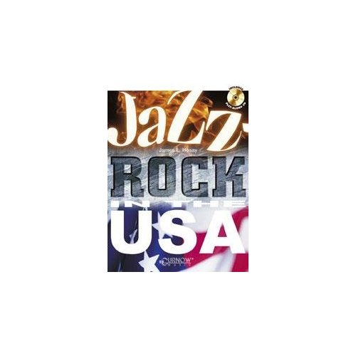 JAZZ ROCK IN THE USA TROMBONE +CD
