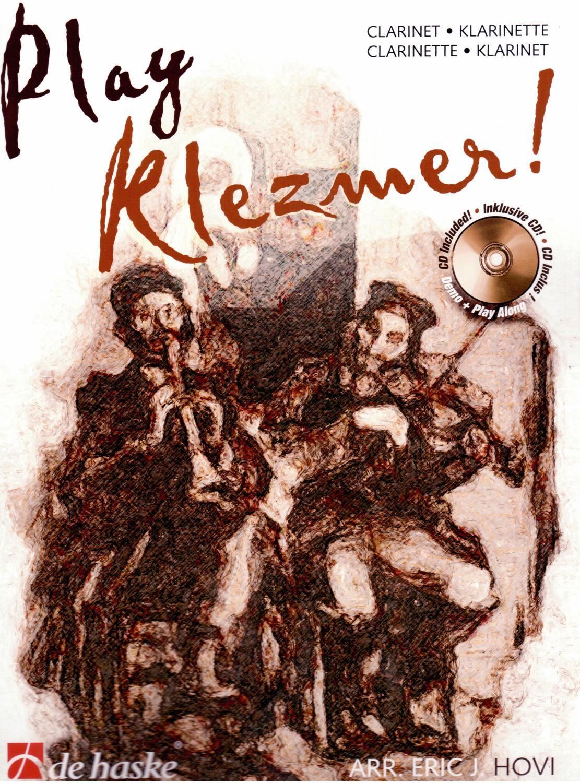 PLAY KLEZMER! CLARINETTE +CD
