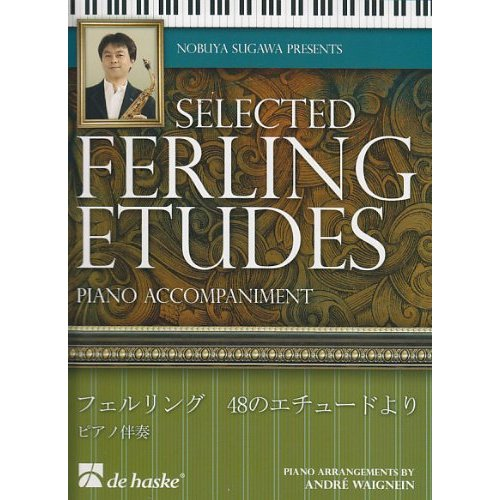 SELECTED FERLING ETUDES PIANO