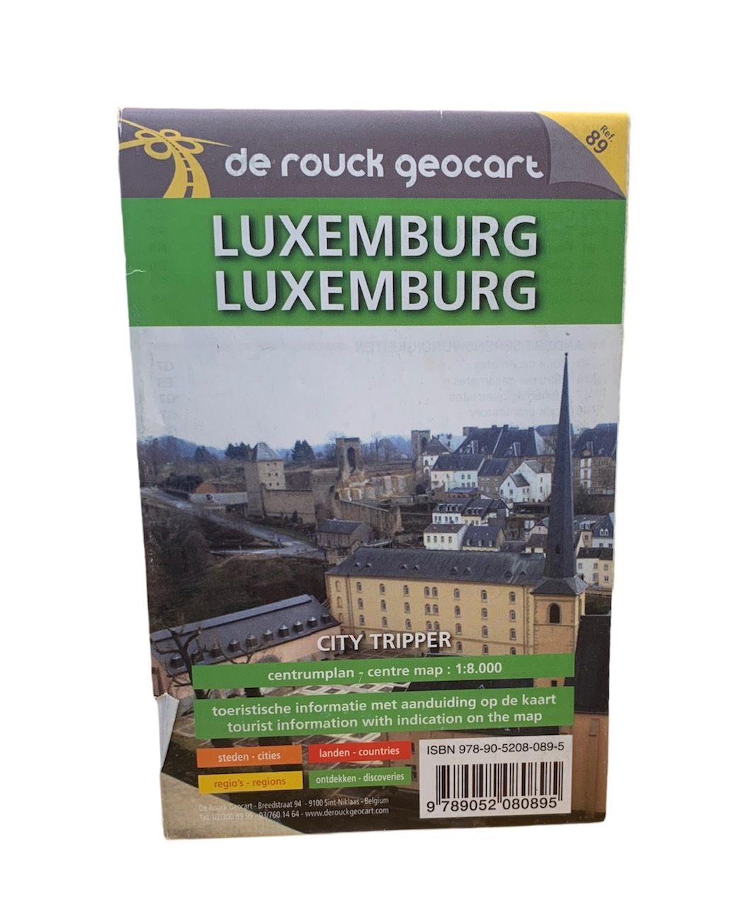 DR89 LUXEMBOURG CITY TRIPPER