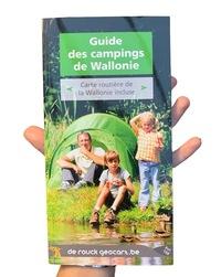 108 GUIDE DES CAMPINGS DE WALLONIE ? GUIDE + CARTE