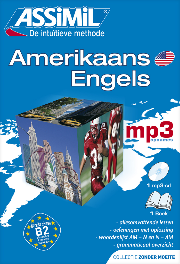PACK MP3 AMERIKAANS ENGELS