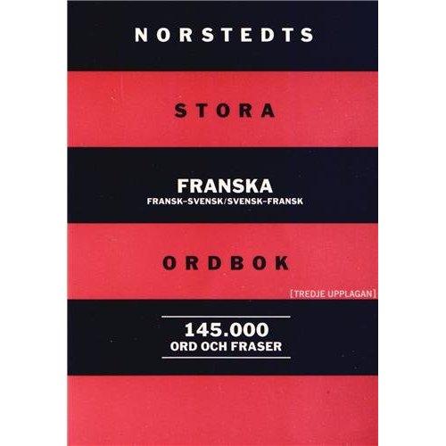 DICTIONNAIRE FRANCAIS-SUEDOIS/SUEDOIS FRANCAIS  UN SEUL GROS VOLUME NOUVELLE EDITION 2009