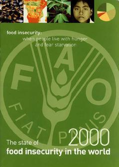 STATE OF FOOD INSECURITY IN THE WORLD 2000