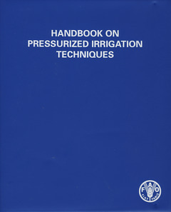 HANDBOOK ON PRESSURIZED IRRIGATION TECHNIQUES (2ND ED.) (IN A RING BINDER)