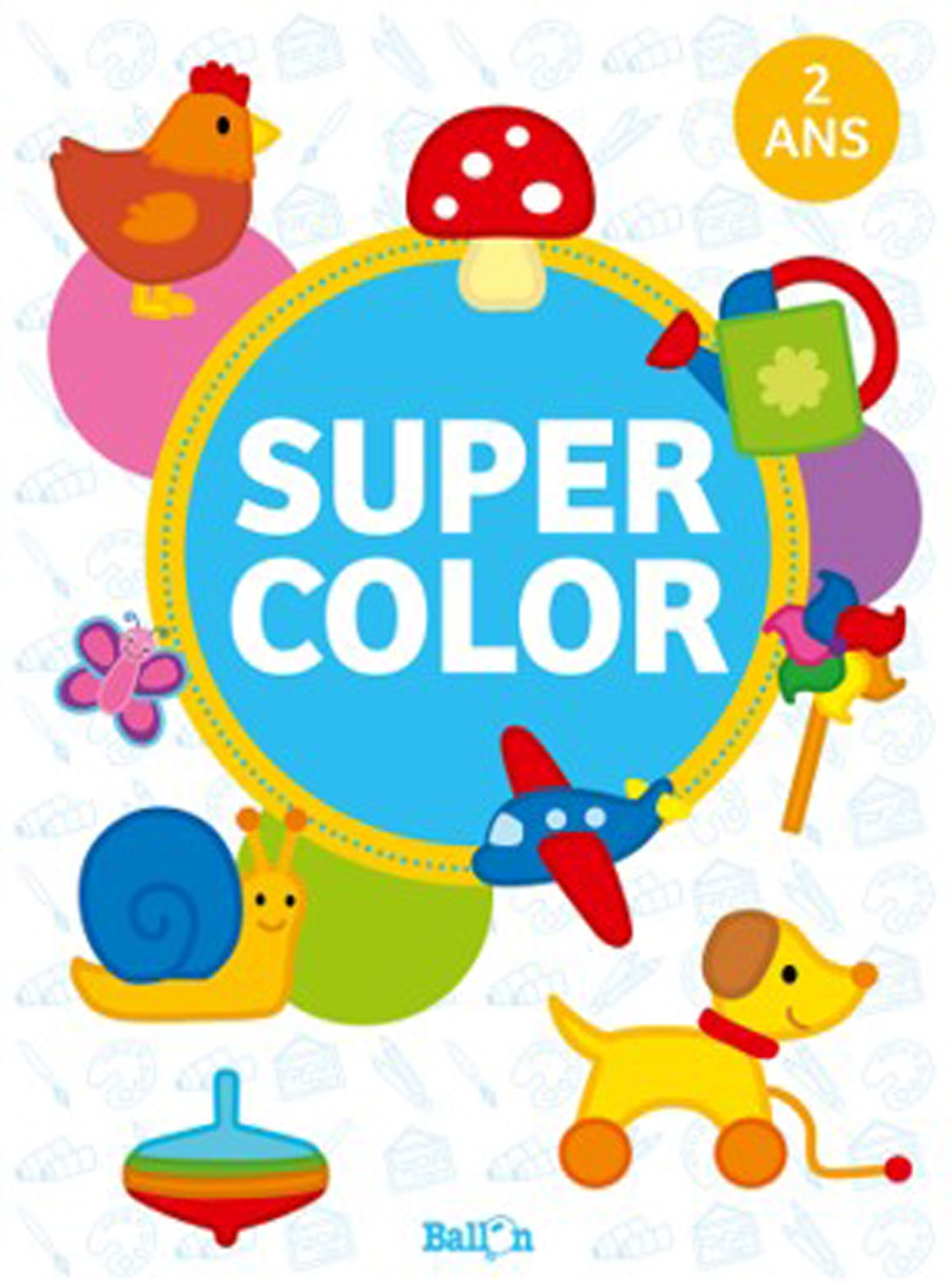 SUPER COLOR 2+