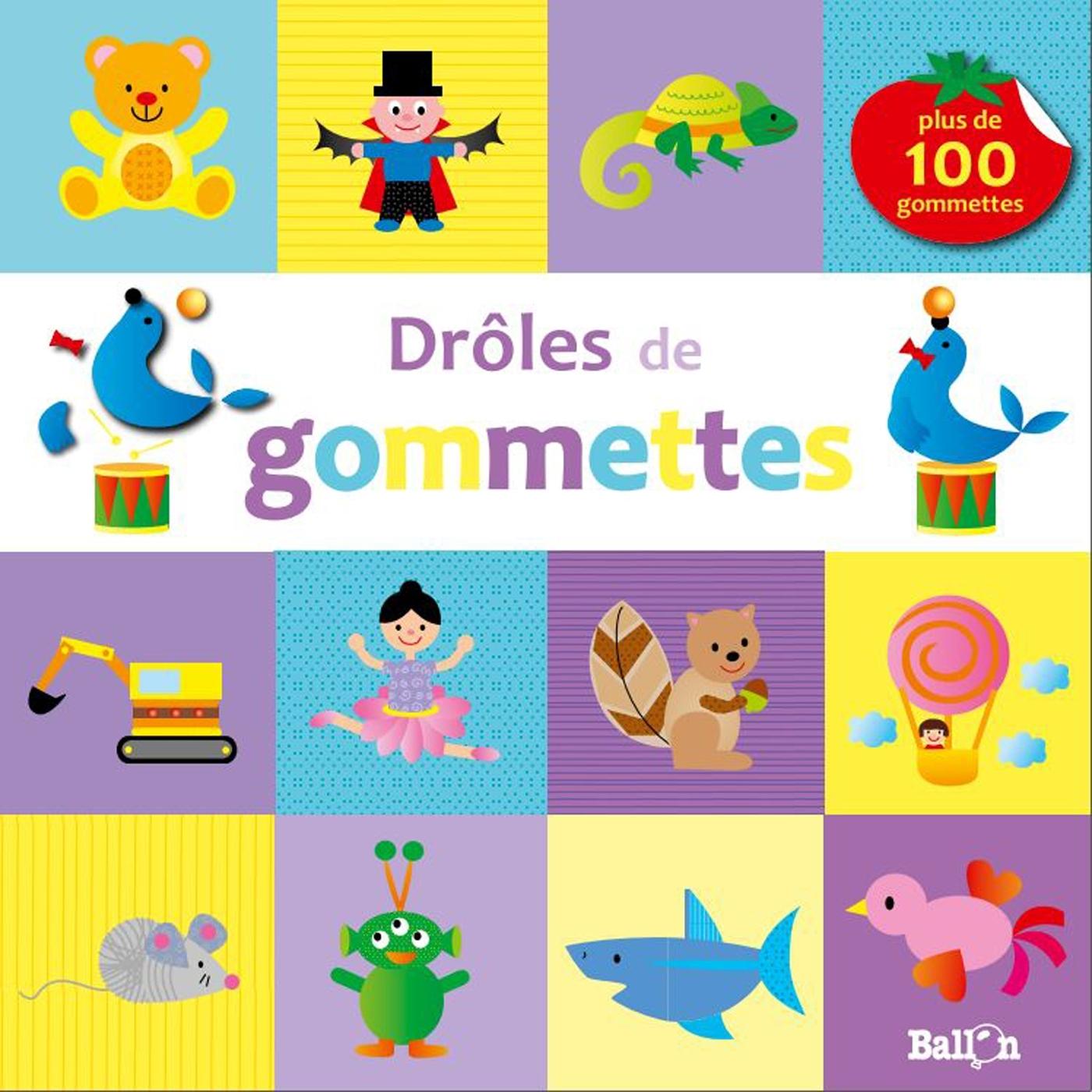 DROLES DE GOMMETTES : OTARIE