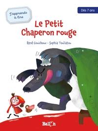 J'APPRENDS A LIRE - LE PETIT CHAPERON ROUGE