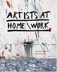 ARTISTS AT HOME/WORK /ANGLAIS