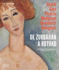 DE ZURBARAN A ROTHKO LA COLLECTION ALICIA KOPLOWITZ