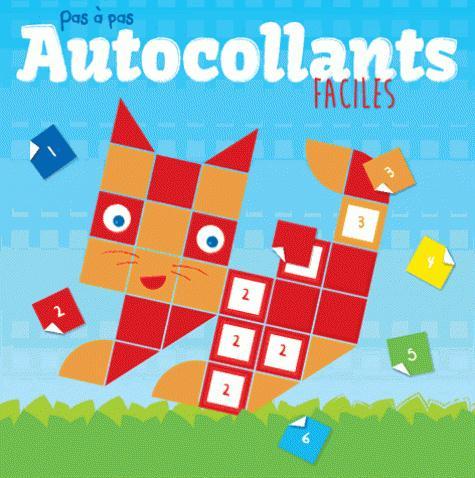AUTOCOLLANTS FACILES