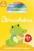 ABRACOLABRA JAUNE DINOSAURE 4+