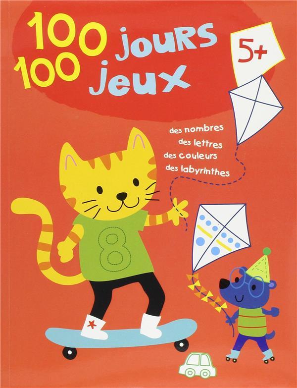 100 JOURS 100 JEUX 5+