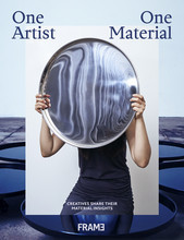 ONE ARTIST, ONE MATERIAL /ANGLAIS