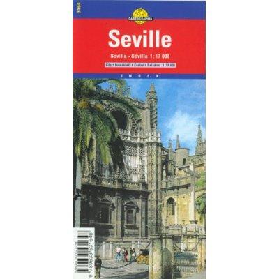 SEVILLE (PLAN CARTOGRAPHIA)