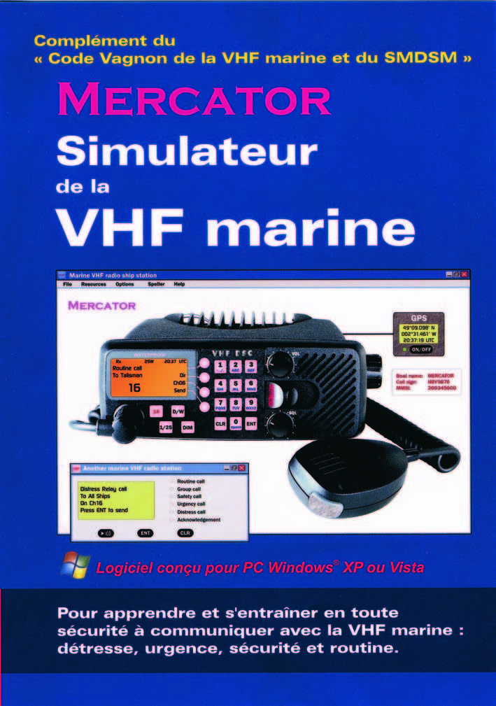 SIMULATEUR DE LA VHF MARINE