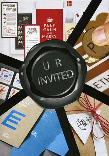 U R INVITED /ANGLAIS