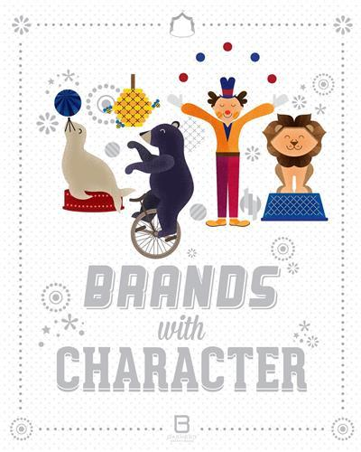 BRANDS WITH CHARACTER /ANGLAIS